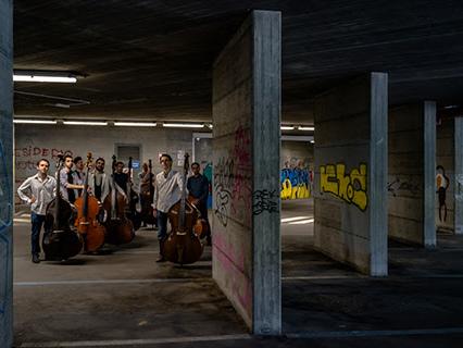 Ludus Gravis in concerto all'Area Sismica
