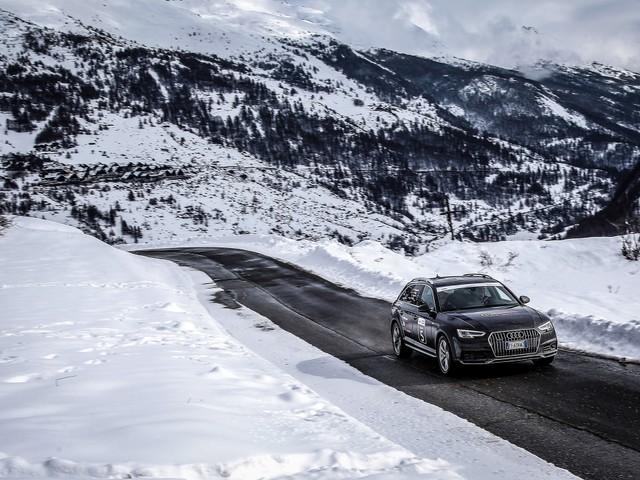 Dunlop con Audi alla 20quattro ore delle Alpi