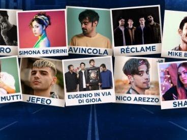 Sanremo Giovani 2019: tutti i concorrenti finalisti e le relative canzoni