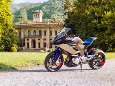 BMW 9cento: una moto per chi cerca praticità e avventura
