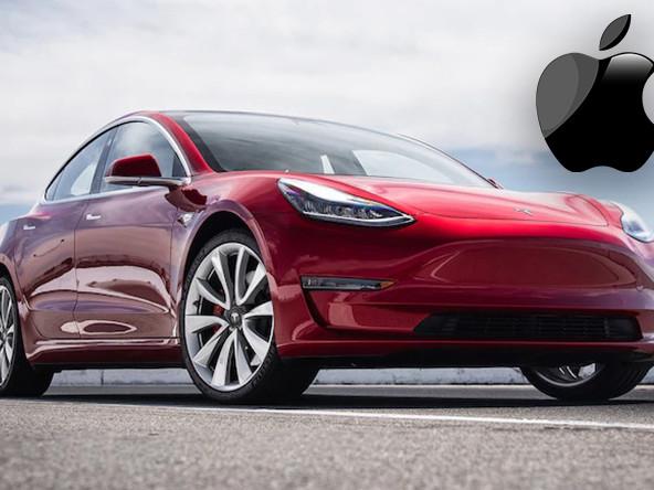 Apple voleva comprare Tesla