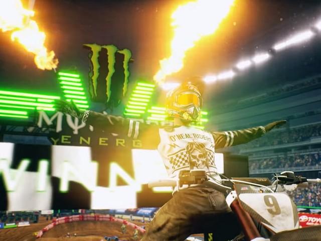 Monster Energy Supercross 2: il Motocross ha una nuova dimensione