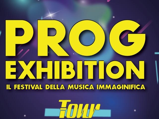 Chi va con lo Zoppo... non perde il PROG EXHIBITION TOUR! da marzo on stage