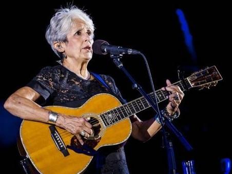 Joan Baez, per il suo addio alla musica unica tappa italiana il 19 luglio