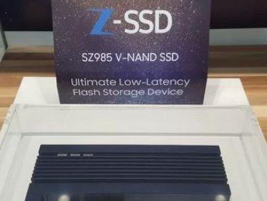 Samsung Z-NAND: info ufficiali sulle prestazioni del rivale di Intel Optane