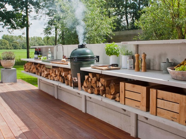 Cucina da giardino e terrazzo - Altro - Anygator.com