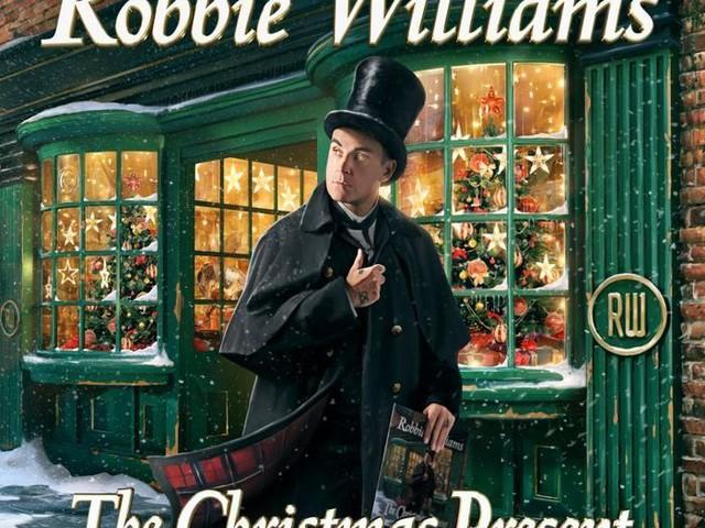 In uscita il primo album di Natale di Robbie Williams