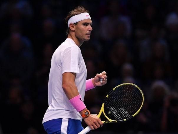 ATP Finals: Grande rimonta di Rafael Nadal. Sotto 1 a 5 nel terzo set annulla una palla match a Medvedev e vince la partita al tiebreak