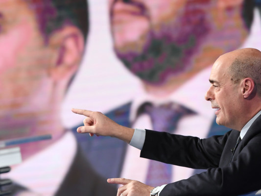 """Pd: appello di Zingaretti all'unità, """"Il nemico è Salvini"""""""