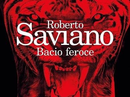 """Saviano in tv. E dal 12 ottobre in libreria con """"Bacio feroce"""""""