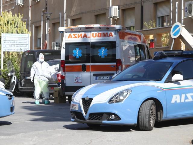 Donna incinta positiva al Coronavirus grave al Cervello di Palermo