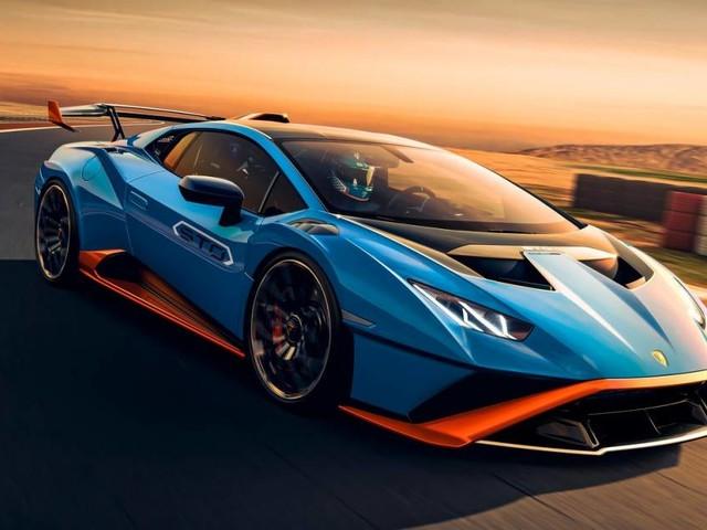 Lamborghini Huracán STO - In pista con la coupé di SantAgata - VIDEO