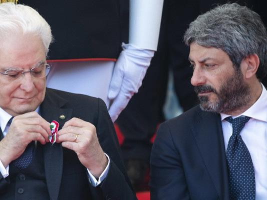"""""""La strada intrapresa è ragionevole"""", ha detto Roberto Fico sull'alleanza M5s-Pd"""