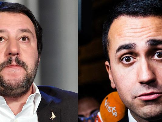 """Salvini: """"Finita con M5s? Vedremo..."""". Di Maio: """"È pentito ma la frittata è fatta"""""""