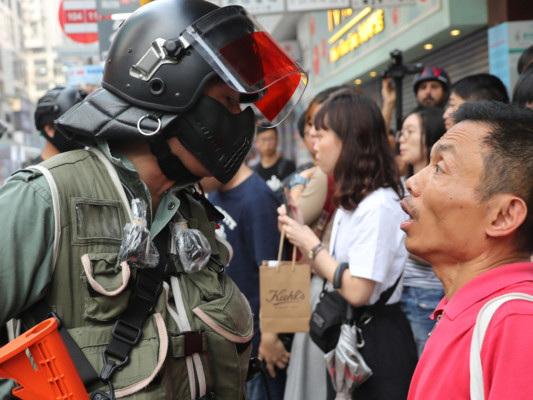 Perché Appleha rimosso dallo store l'apptemuta dalla polizia di Hong Kong