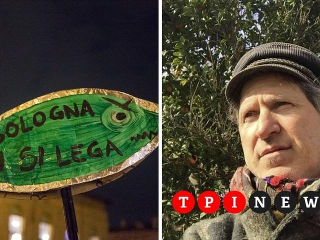 """Sardine, la denuncia del musicista dopo la manifestazione di Bologna: """"Avete escluso la Calabria"""""""