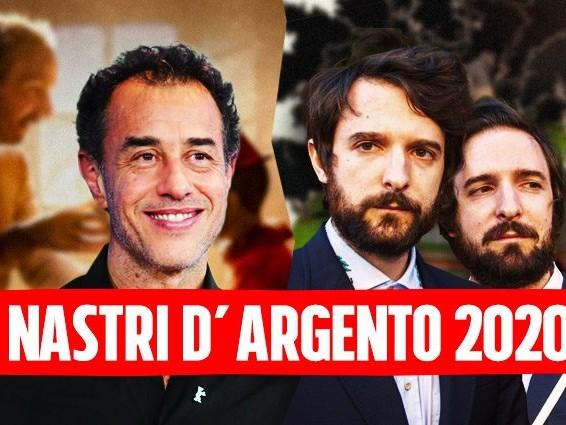 I vincitori dei Nastri d'argento 2020: Favolacce miglior film, Garrone miglior regia per Pinocchio