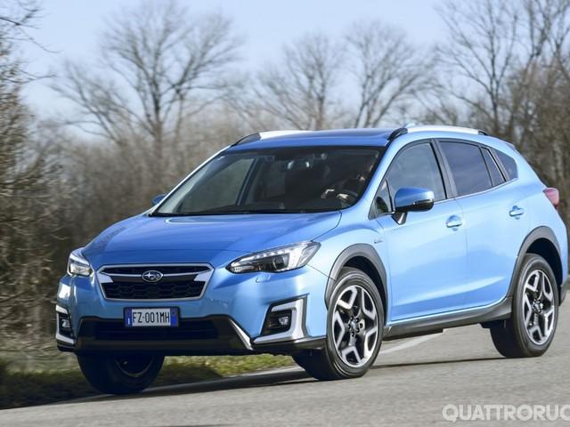 Subaru XV - Una settimana con la 2.0i e-Boxer ibrida