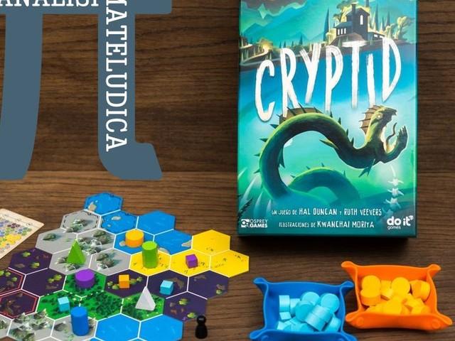 [Analisi Mateludica] Cryptid
