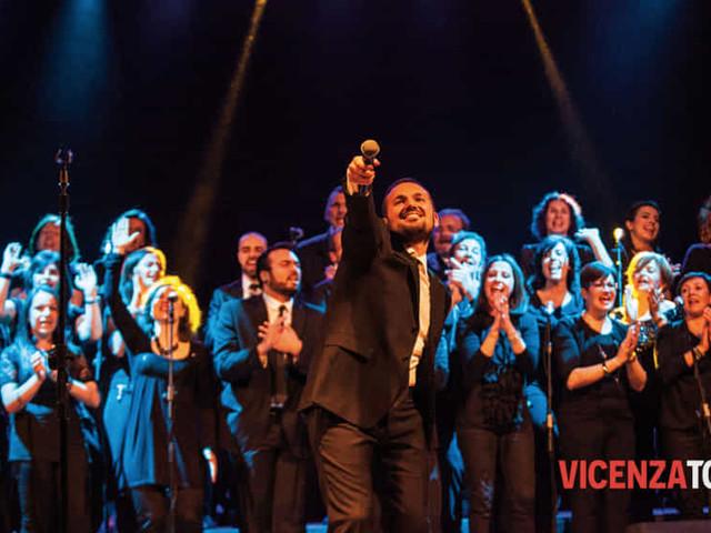 New Generation Gospel Crew in concerto a Torrebelvicino