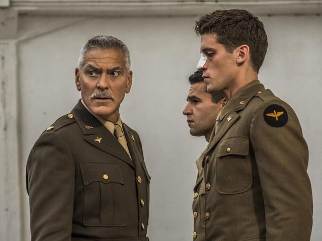 George Clooney: ecco le prime immagini della sua ultima serie