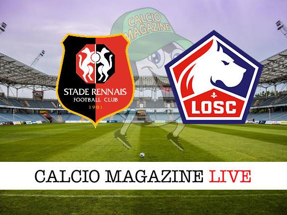 Ligue1, Rennes – Lille: diretta live, risultato in tempo reale