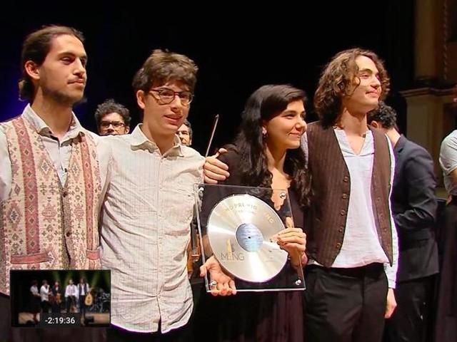 L'ensemble Terra Mater si aggiudica la seconda edizione di «Music 4 the Next Generation»