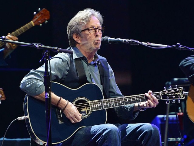 Rock And Roll Hall Of Fame: Eric Clapton è l'unico ad aver fatto tris