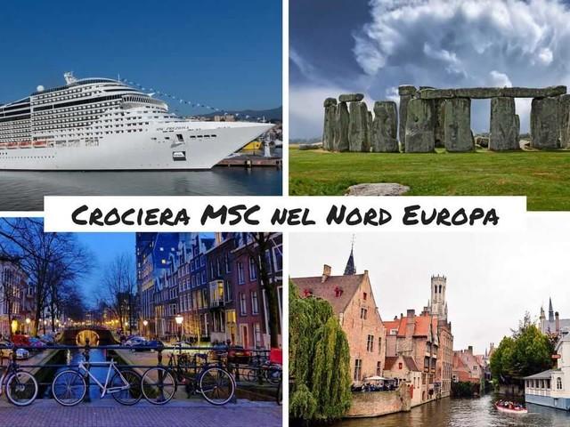 Crociera MSC nel Nord Europa: diario di viaggio (seconda parte)
