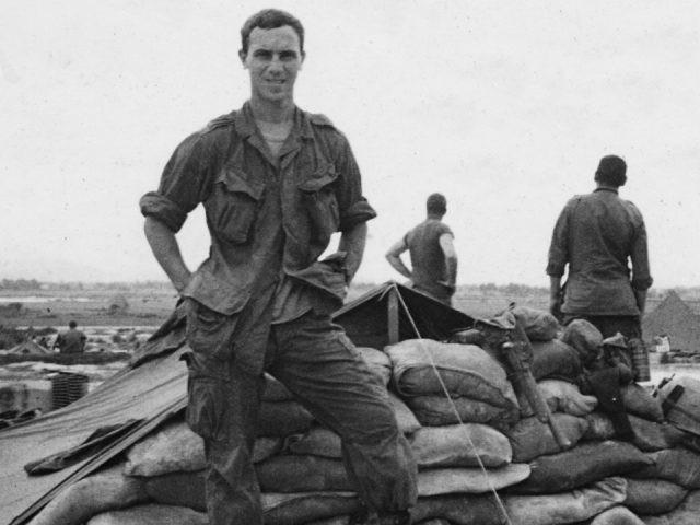 Luigi Albanese, il Rambo vicentino diventato eroe di guerra in America