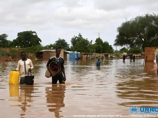 Inondazioni nel Sahel: almeno 112 morti e più di 700.000 persone colpite