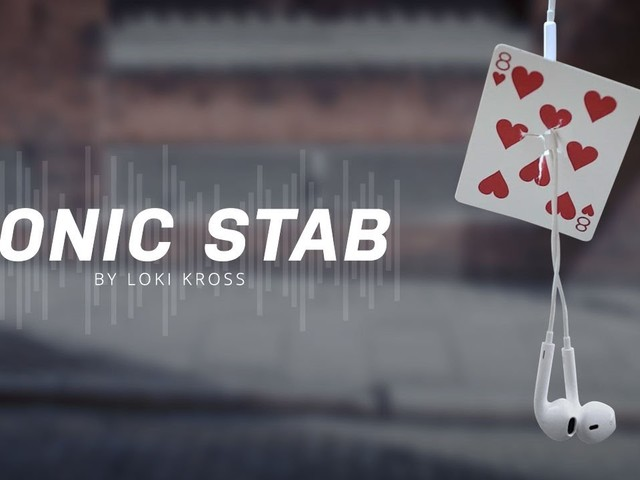 Sonic Stab by Loki Kross #Recensione