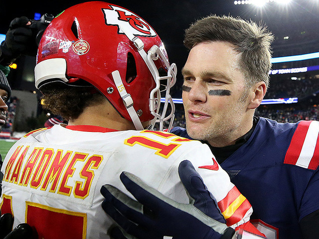 Patrick Mahomes Overtakes Tom Brady As NFL's Top Seller