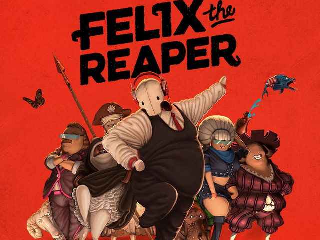Felix The Reaper, il puzzle game musicale, è disponibile ora per PC, Xbox One, PS4 e Nintendo Switch