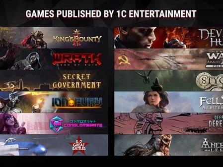 1C Entertainment annuncia la sua lineup per la Gamescom 2019 con trailer annesso - Notizia