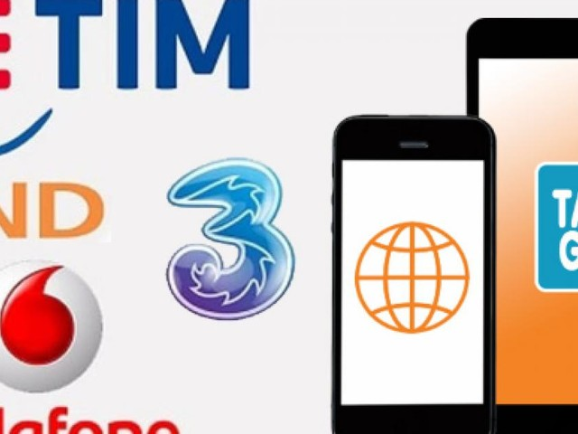 Novembre 2017 Promo Tim, Vodafone Wind e Tre: offerte per ricaricabile