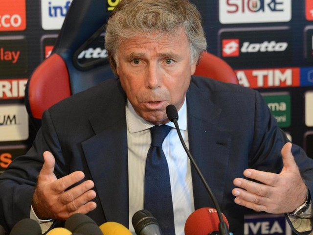 Preziosi sbotta dopo il derby e accusa i genoani: 'Colpa dei tifosi se non vendo il club'
