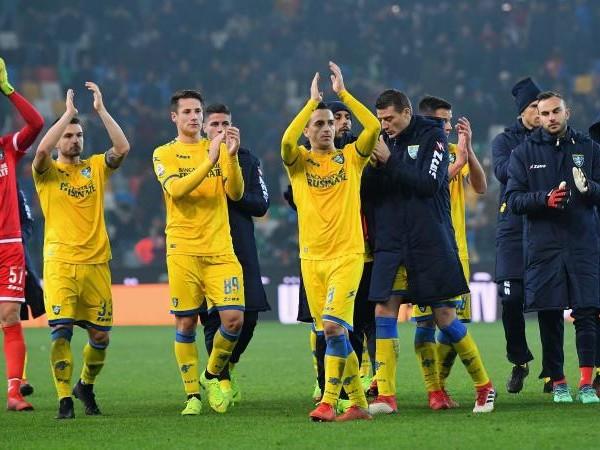 Frosinone-Chievo Verona 0-0: il tabellino