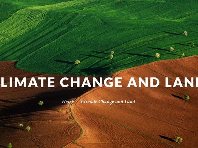 Rapporto Ipcc, CMCC: l'Italia ha molto da dire su cambiamenti climatici e territorio (INFOGRAFICA)