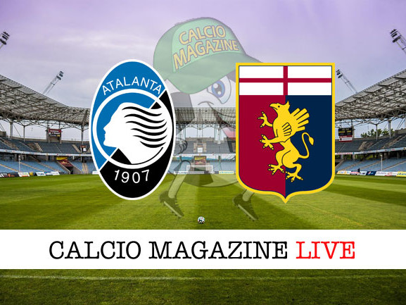 Atalanta – Genoa: cronaca diretta live, risultato in tempo reale