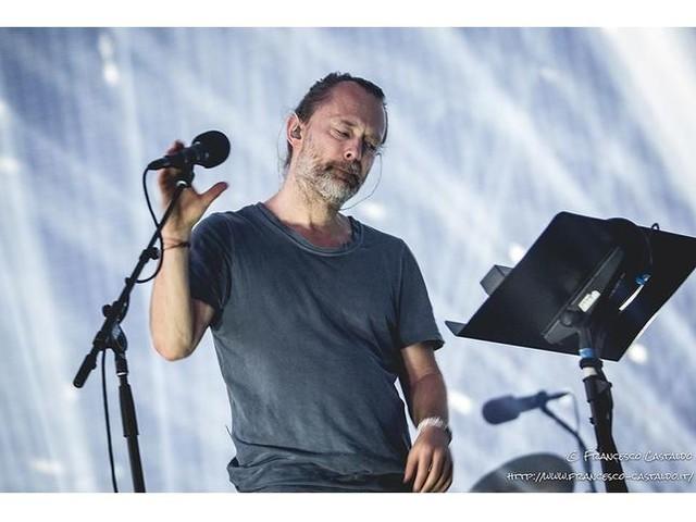 Thom Yorke a Roma: il leader dei Radiohead oggi alla Festa del Cinema