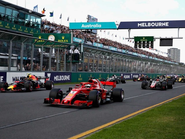 Formula 1 - Svelato il calendario 2019