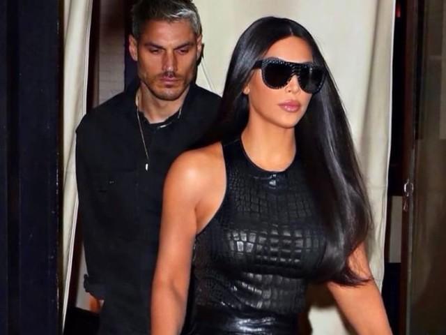 Kim Kardashian, i nuovi capelli lunghi per l'autunno