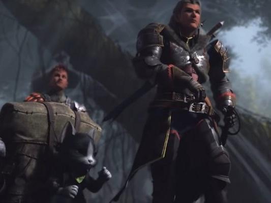 Monster Hunter: Legends of the Guild, il trailer del film animato