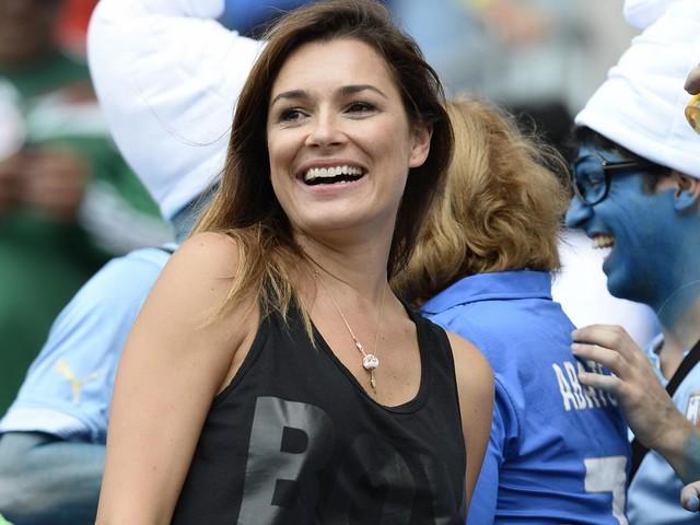 """Alena Seredova a """"I Lunatici"""": """"Io e Buffon legati per sempre. Il seno grande mi ha causato un complesso"""""""