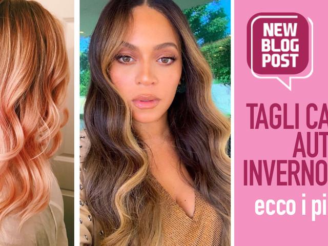 Tagli capelli autunno inverno 2020: ecco i più cool!