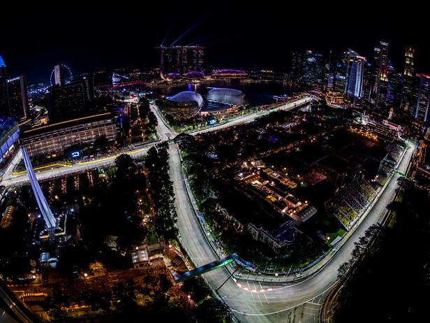 F1, GP di Singapore: le Libere 3 alle 12 LIVE
