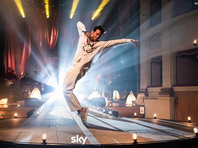 """Mika, il concerto """"I ❤ Beirut"""" in esclusiva su Sky Uno e Now TV"""