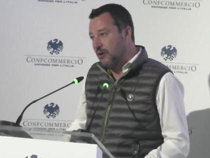 """Matteo Salvini: """"Bene Xi Jinping in Italia ma non mi si dica che in Cina vige mercato libero"""""""