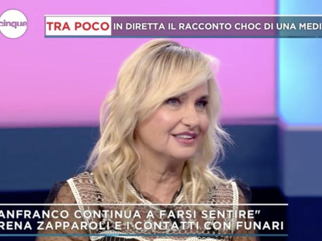 """Morena Zapparoli: """"Nel mio gatto ritrovo l'energia di Funari"""""""